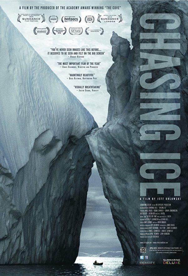 빙하를 따라서 : 기후변화의 살아있는 증거