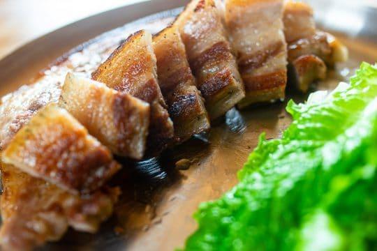 한국인에게 삼겹살이 최고인 이유?