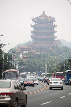 11편_말썽난 자전거, 우한에서 수리하다.